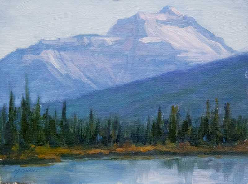 Saskatchewan Crossing by Ms Michelle Grant - Masterpiece Online