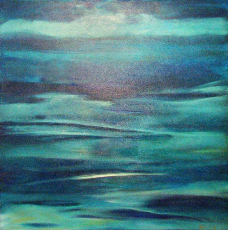 Oceanscape II by  Debbie Young - Masterpiece Online