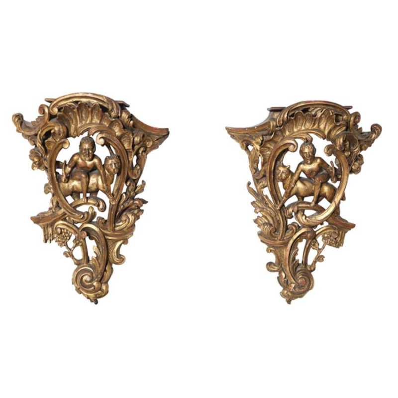 Pair of Early 19th Ce... by   English - Masterpiece Online