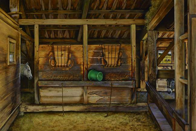 The Hay Whisperers by  Heather Neill - Masterpiece Online