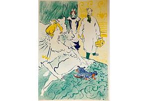 Toulouse Lautrec 1950... by  toulouse lautrec - Masterpiece Online