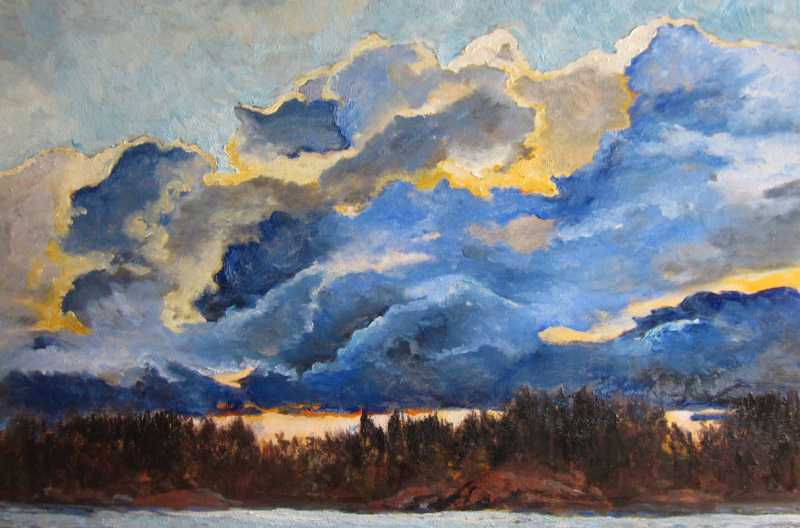 After the Storm by  Dawn Banning - Masterpiece Online