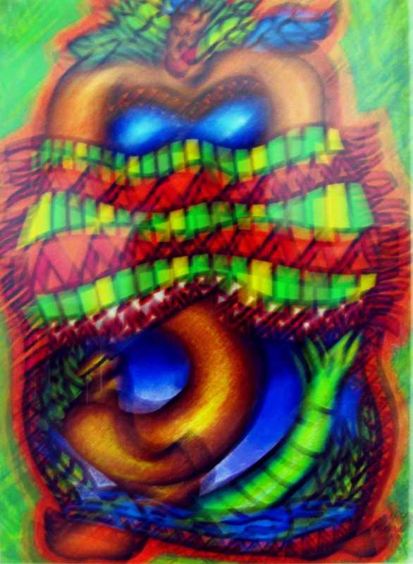 Yemanja by  Nicole Craig - Masterpiece Online