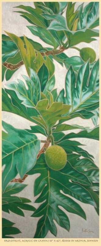 Breadfruit by  Arthur Johnsen - Masterpiece Online
