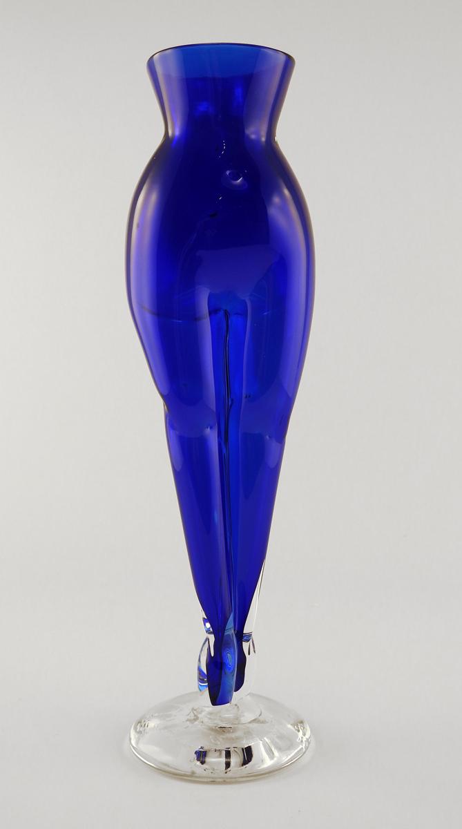Goblet/Large Cobalt T... by  Charlotte Roth - Masterpiece Online