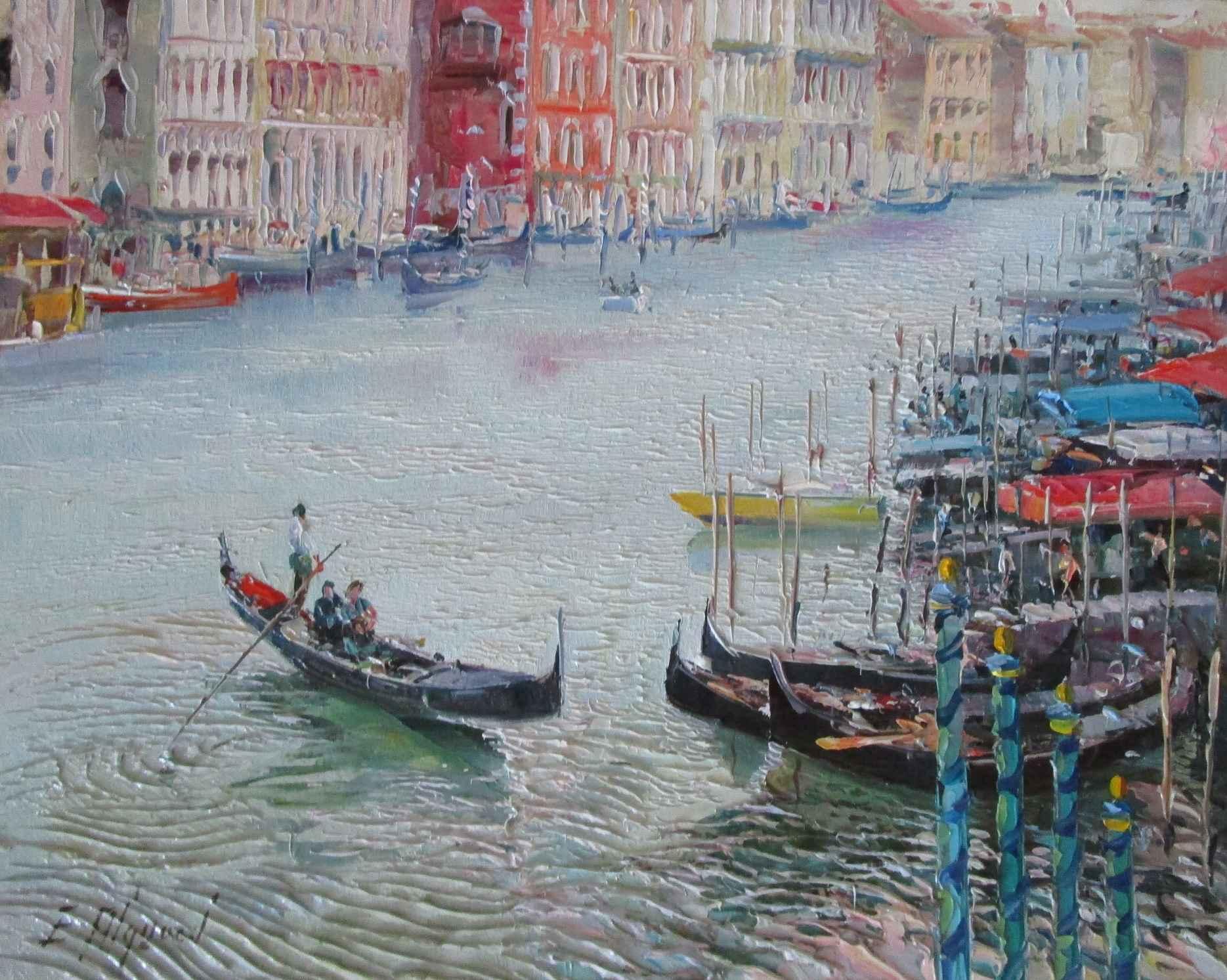 Romantico Paseo (Veni... by  Evaristo Alguacil - Masterpiece Online