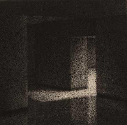 In Dark Geometry by  Donald Furst - Masterpiece Online
