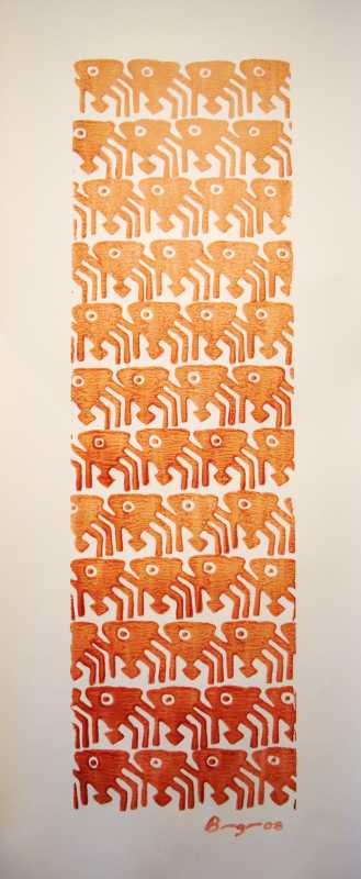 Long Squid by  Brendt Berger - Masterpiece Online