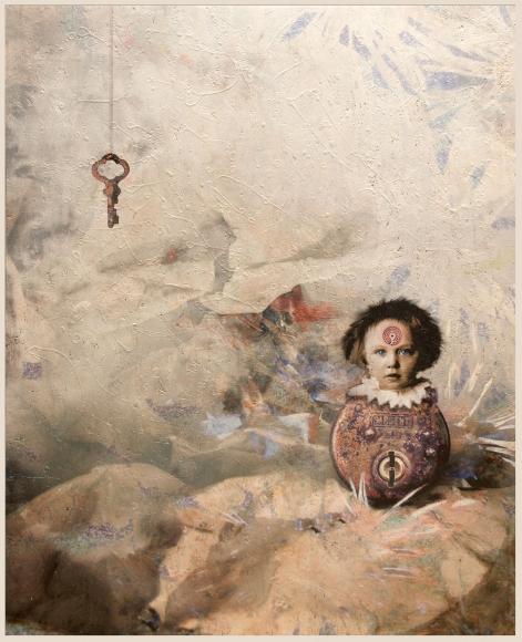 The Key  by  Carol Coates