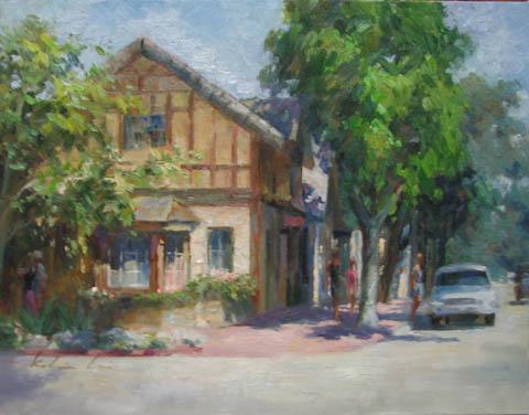 Carmel Corner by  Kelvin  Lei - Masterpiece Online
