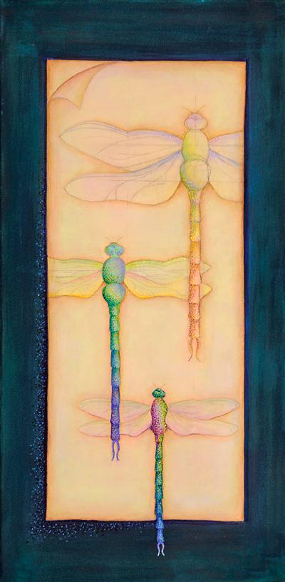 Breaking Free by  Sherab (Shey) Khandro - Masterpiece Online