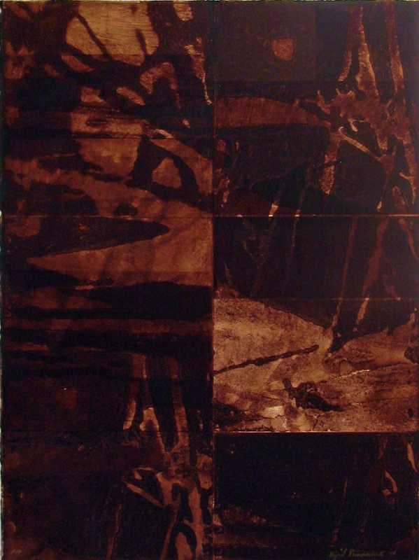 Untitled Brown 1 by  Abigail Romanchak - Masterpiece Online