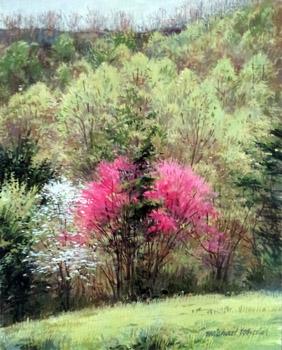 Spring Blossoms - Stu... by  Michael Wheeler - Masterpiece Online