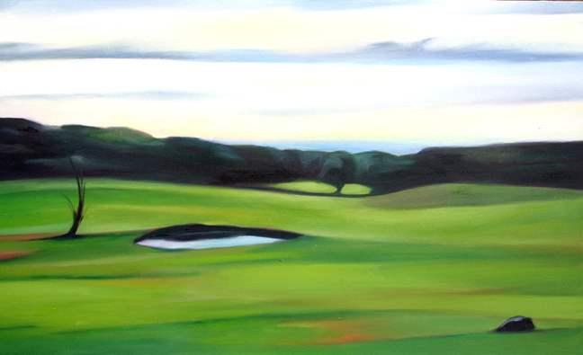 Sleepy Pond by  Kenneth Vincent - Masterpiece Online