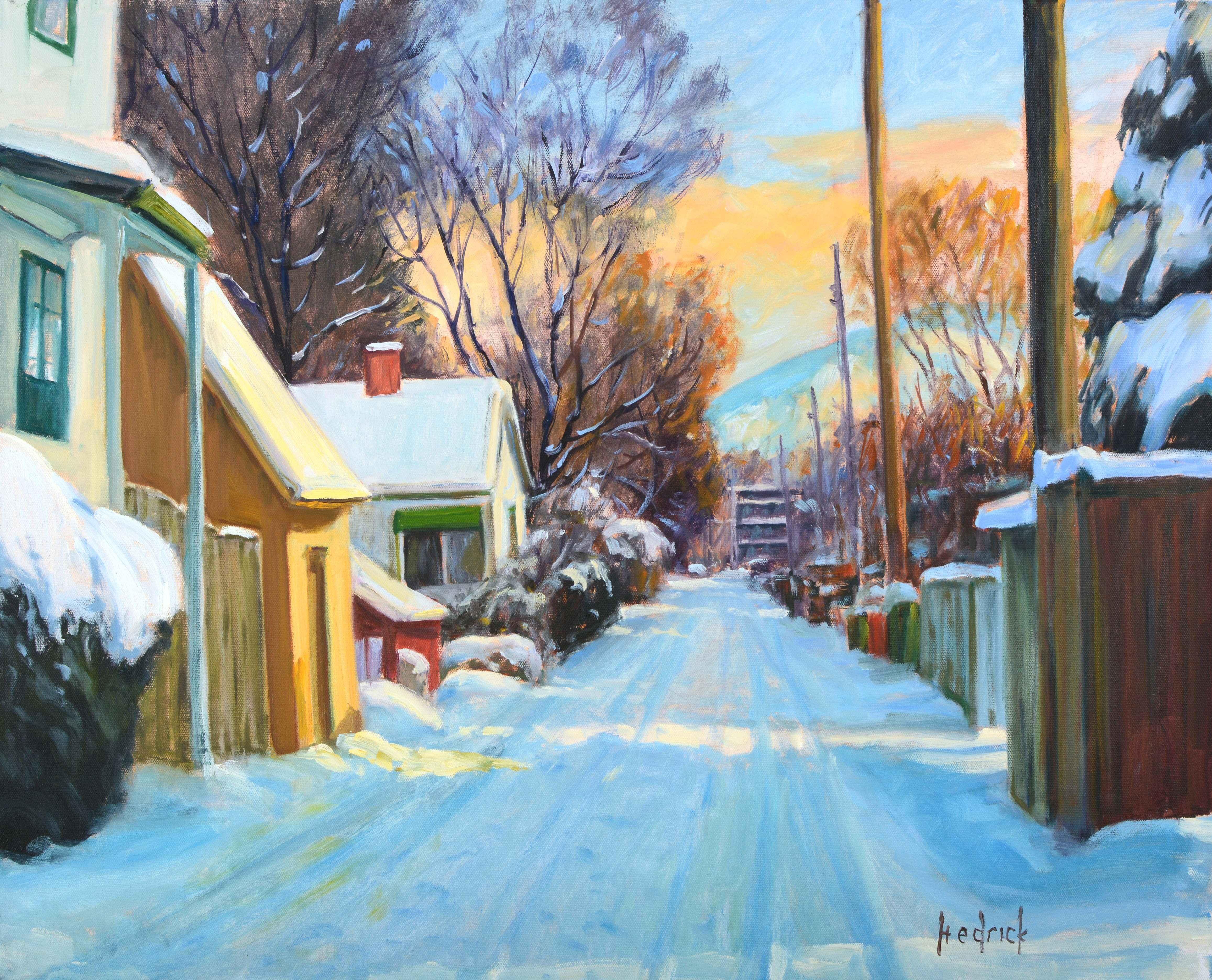 Winter Back Street Ke...