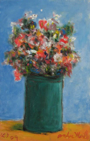 Stil Life - Flowers by  Andres  Morillo - Masterpiece Online