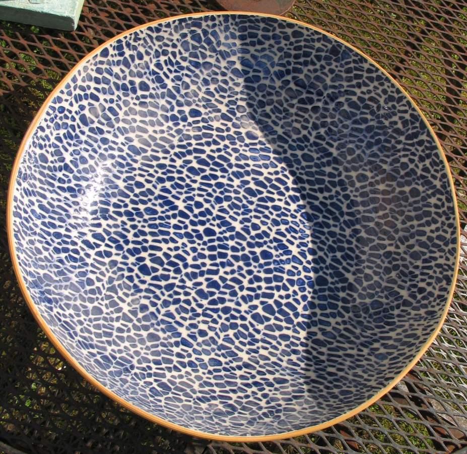 Super Bowl Serving Bo... by  Terrafirma Ceramics - Masterpiece Online