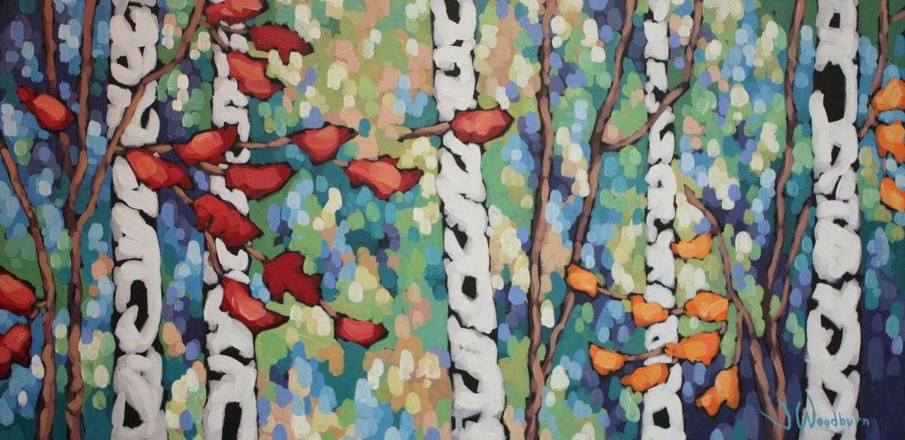 Spirits Lifting (Comm... by Ms Jennifer Woodburn - Masterpiece Online