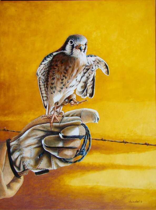 Partners For Life by  Jourdan Dern Powers - Masterpiece Online