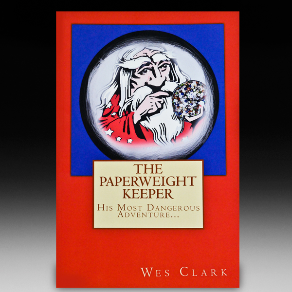 The Paperweight Keepe... by  Wes Clark - Masterpiece Online