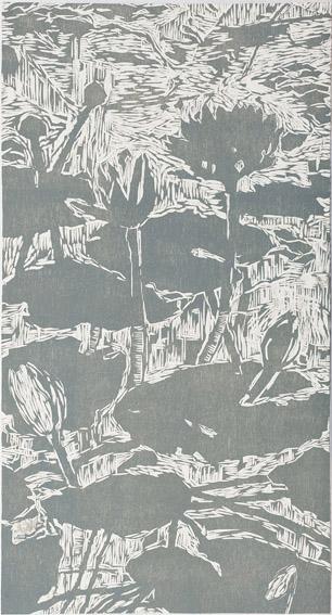 Water-lilies (2nd Sta... by  Angela Hayson - Masterpiece Online