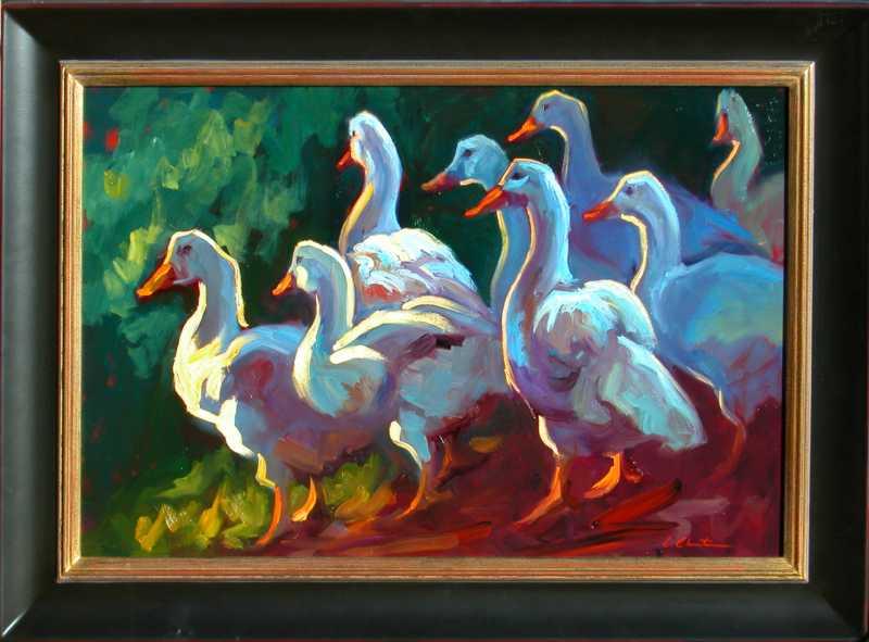 Get Your Ducks in a R... by  Cheri Christensen - Masterpiece Online