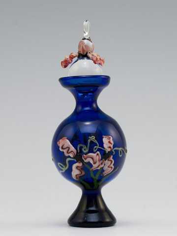 Perfume/Red Iris by  Steve Scherer - Masterpiece Online