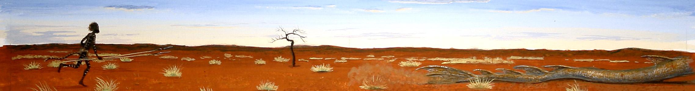 Mirragen Chasing by  Juan Wijingaard - Masterpiece Online