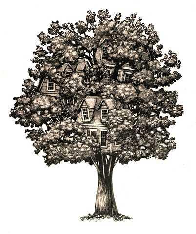 Three House by  Matt Lively - Masterpiece Online