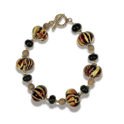 Wasserman Tiger Prin... by  Ann Wasserman - Masterpiece Online