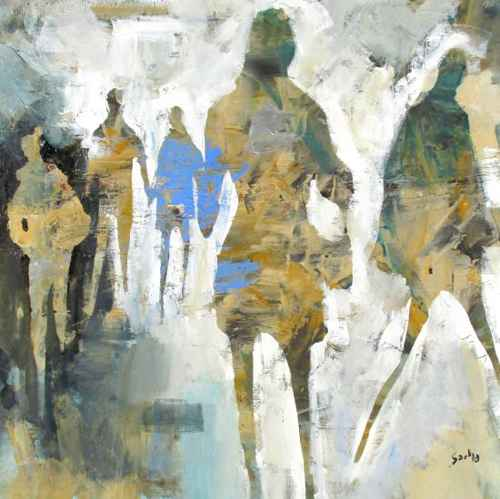 Eux 12 6119986 by  Sacha Barrette - Masterpiece Online