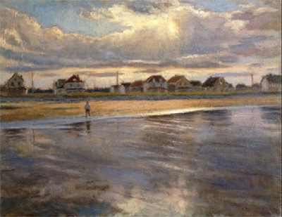 Low Tide - Nantasket ... by  Antoine Bittar - Masterpiece Online