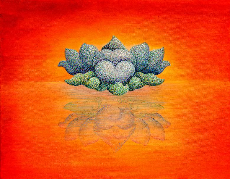 First Blush by  Sherab (Shey) Khandro - Masterpiece Online