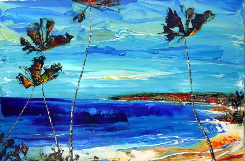 Oistins Bay by Ms. Jean Blades - Masterpiece Online