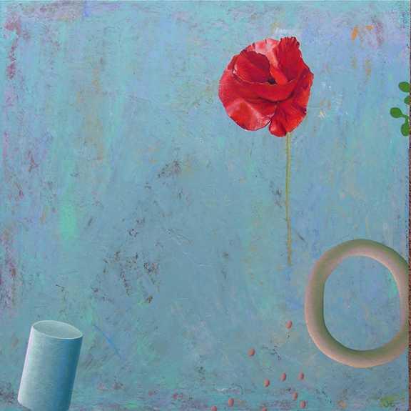 Poppy by  Jeff Uffelman - Masterpiece Online