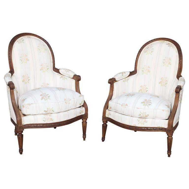 Rare Pair of Signed 1... by  French  - Masterpiece Online