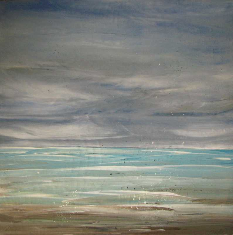 Pacific Blues 12 by  Curt Ginther - Masterpiece Online