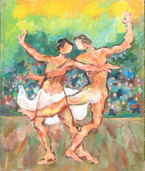 The Ballet by  Tom Maley - Masterpiece Online