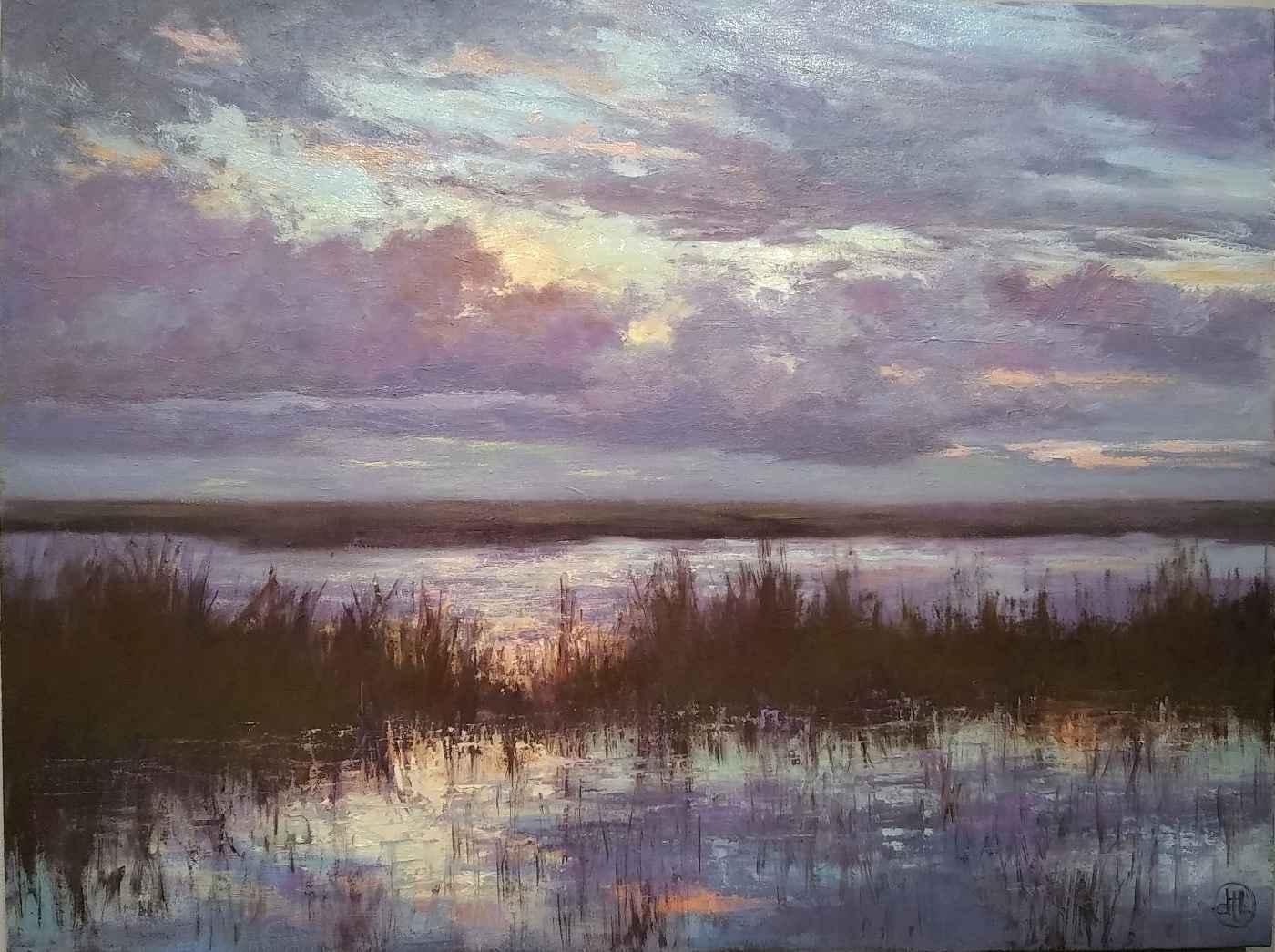 Moonshine by  Dottie Leatherwood - Masterpiece Online