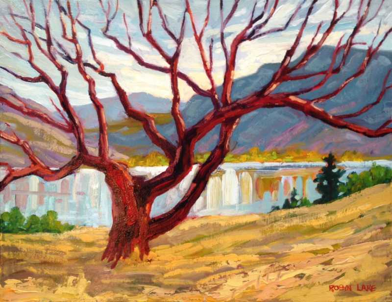 A Great October Day by  Robyn Lake - Masterpiece Online