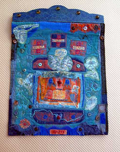 Retablo, Love All by Mrs Fran Patterson - Masterpiece Online