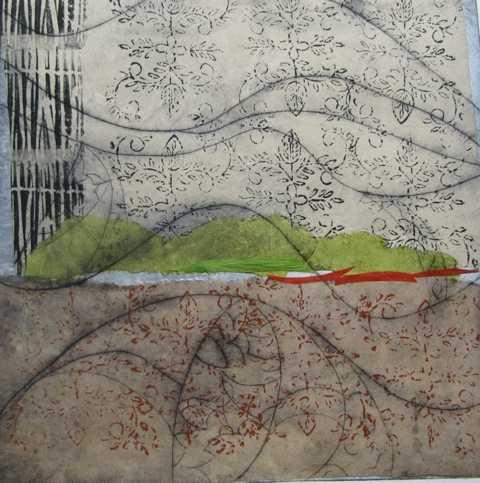 Overland by  Linda Spadaro - Masterpiece Online