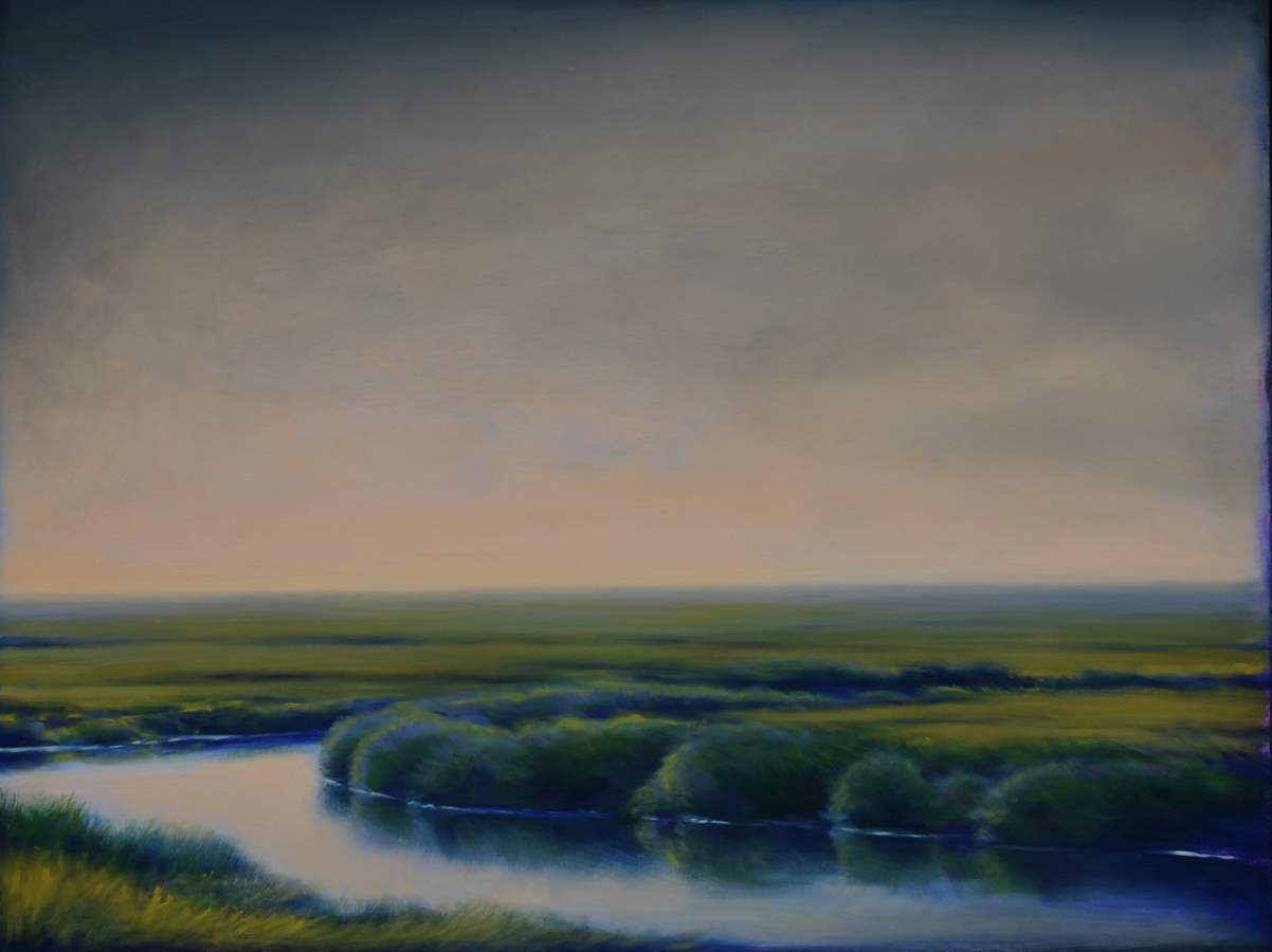 Tranquility by  Margaret Gerding - Masterpiece Online