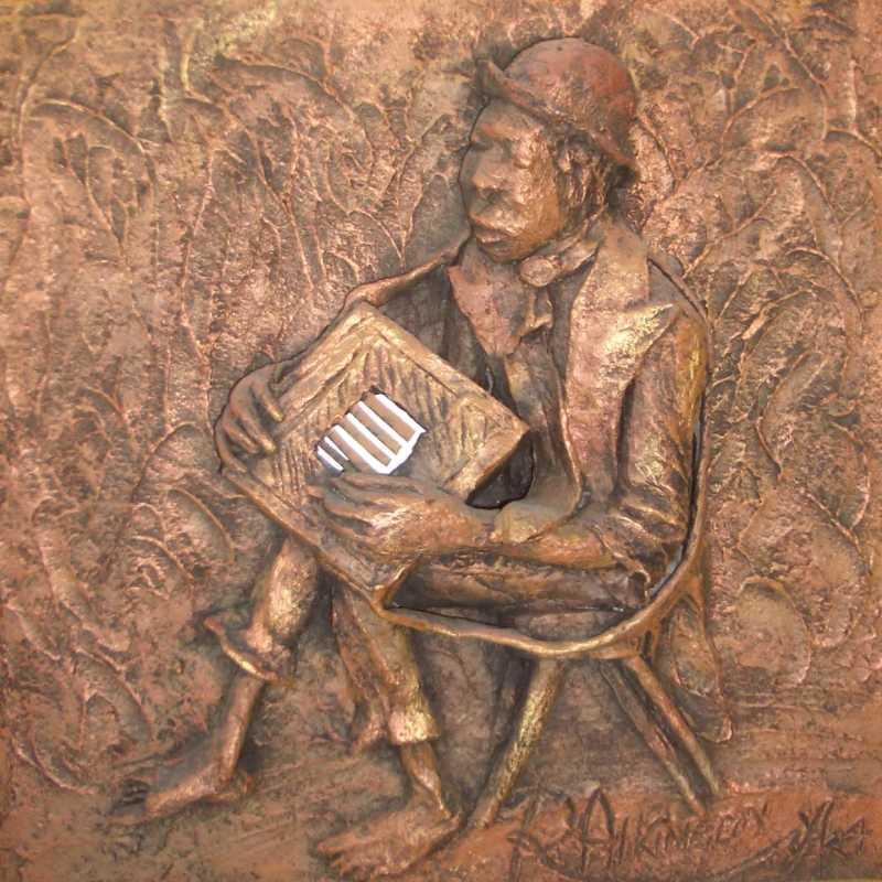Music Man by  Haitian Fine Art  - Masterpiece Online