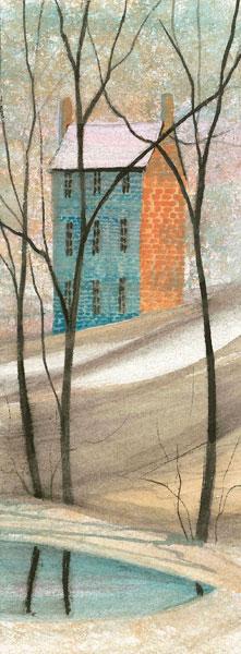 DP-November Retreat(m... by  P. Buckley Moss  - Masterpiece Online