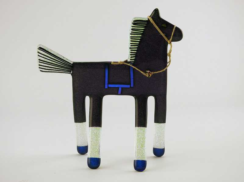 Dichroic Pony by  Newy Fagan - Masterpiece Online
