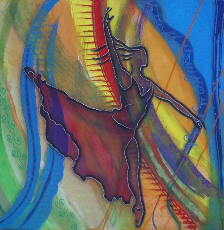 Dancer by Mr. Fred Odle - Masterpiece Online