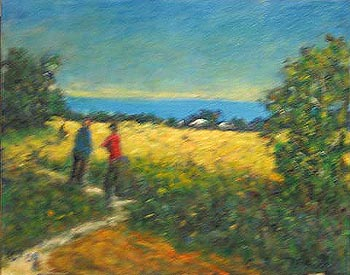 Path to the Sea by  Andres  Morillo - Masterpiece Online