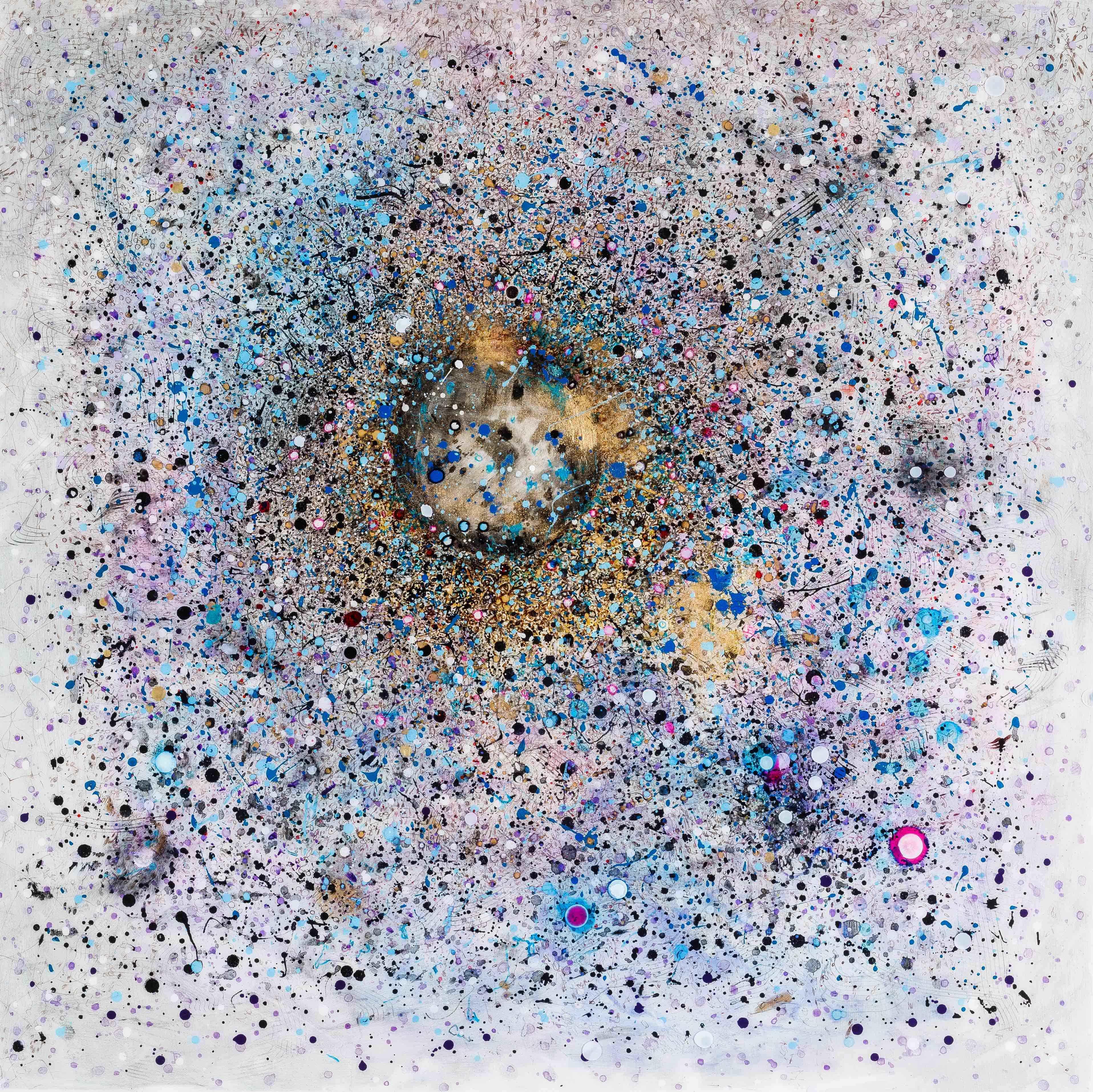 CC52016 by Artist Suk Ja Kang - Masterpiece Online