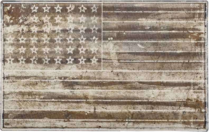 Stars and Stripes by  Dave Laro - Masterpiece Online